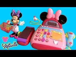 minnie u0027s electronic cash register minnie mouse bowtique caja