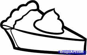 coloring pages pumpkin pie easy pumpkin pie drawing clipartxtras