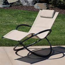 Zero Gravity Outdoor Chair Sunnydaze Zero Gravity Orbital Lounger W Pillow Folding Multiple