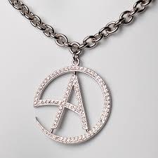 angel necklace images Crissangel necklace ca logo clear crystal jpg