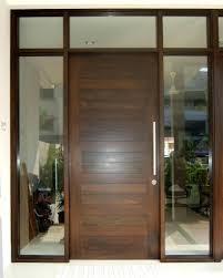 front doors mid century modern door design home door ideas