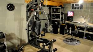 Home Gym by Home Gym Updated For 2010 Youtube
