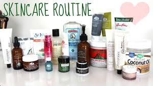 my favorite skincare products youtube