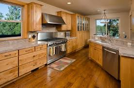 kitchen wood flooring ideas 34 kitchens with wood floors pictures