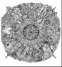 Detailed Coloring Pages Extraordinary Detailed Mandala Coloring Pages With Complicated by Detailed Coloring Pages