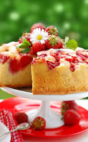 best 25 strawberry upside down cake ideas on pinterest cake