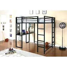 Study Bunk Bed Frame With Futon Chair Bunk Bed With Desk And Futon Chair