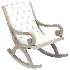 traditional rocking chair cushions cushioned rocking chairs wood