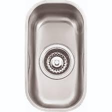 Artisan Kitchen Sinks by Franke Arx1106 Artisan Stainless Steel Undermount Single Bowl