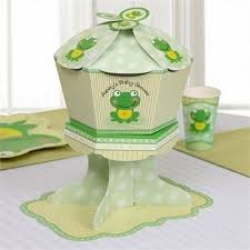 frog baby shower frog baby shower theme
