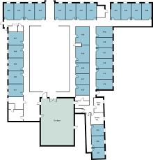 conference centre and accommodation imi hotel floor plan