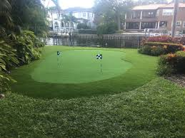 Putting Turf In Backyard Artificial Turf Backyard Putting Greens Turf Pro Synthetics