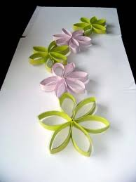 centre de table mariage fait maison fabriquer des fleurs pour vos centres de tables quilling toilet