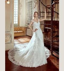discount haute couture cap strap sheer back a line wedding dress v
