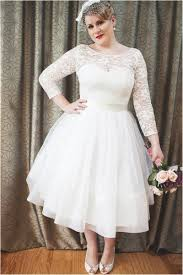 civil wedding dress 50 beautiful plus size wedding gowns pink lover