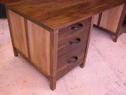 Computer Desk Hard Wood Custom Computer Desks U0026 Credenzas Dumond U0027s Custom Furniture