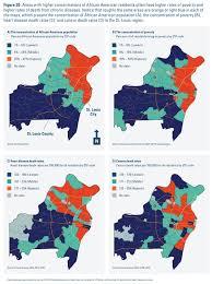 St Louis Mo Map Report Racial Health Disparities Affect Everyone In St Louis