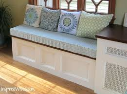 how to make a custom breakfast seating nook corner storage full image for benches living room bench seat with storage entryway benchescorner plans kitchen table seating