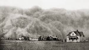 When Was The First House Built Dust Storm Sweeps From Great Plains Across Eastern States May 11