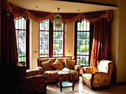 curtains for bay windows in living room home design ideas curtains for bay windows in living room extraordinary stunning curtain solutions best waplag
