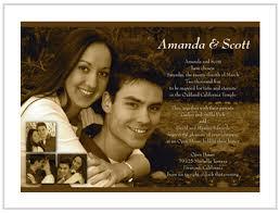 lds wedding invitations timika s feliciano 39s lds wedding invitation wording