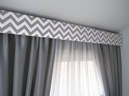 Grey And White Kitchen Curtains by Best 25 Chevron Valance Ideas On Pinterest Teal Kitchen