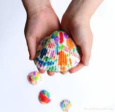 16 amazing seashell craft ideas for kids