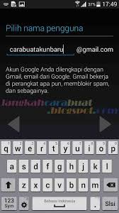 membuat gmail dari hp cara terbaru membuat email gmail di hp samsung galaxy