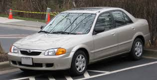 2000 mazda protege information and photos zombiedrive