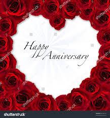 anniversary card happy anniversary card stock photo 58152733