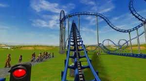 Six Flags Great America New Ride Shockwave Six Flags Great America Rct3 Youtube