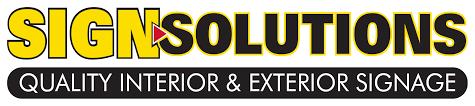 Interior Solutions Inc Interior Ada Sign Sign Solutions Inc