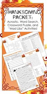 thanksgiving thanksgiving activities for at