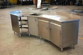 stainless steel kitchen island ikea stainless steel kitchen island with drawers altmine co