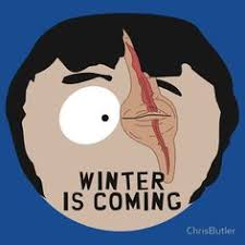 south park black friday winter is coming south park black friday the geek i am