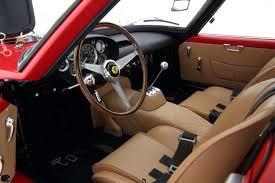 250 gto interior 250 gto the 38 million supercar excellence magazine
