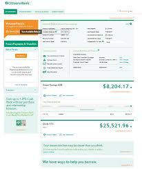 learn how your checking account works citizens bank