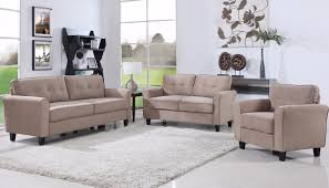 Living Room Sets Living Room Furniture Sofamaniacom - Microfiber living room sets