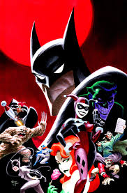 batman top ten graphic novels bruce timm batman and galleries