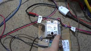 dc solid state relay problem explained youtube