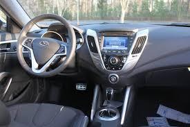Veloster Hyundai Interior 2012 Hyundai Veloster Test Drive Willfully Bizarre