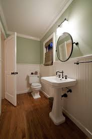 Bathroom Pedestal Sink Ideas Pedestal Sink Mirror Ideas Bathroom Traditional With Mirror