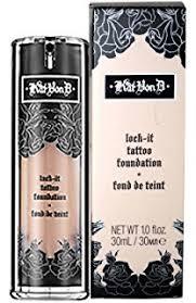 amazon com kat von d tattoo lightweight concealer medium 22