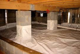 get crawl space sealing services by american dry basement systems
