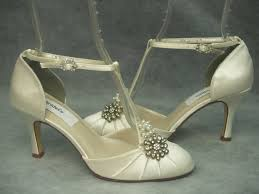 wedding shoes mid heel ivory wedding shoes mid heels vintage style toeankle