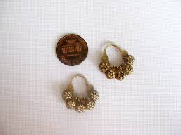 gold earrings philippines how to tell if a philippine tamborin style jewelry is an antique