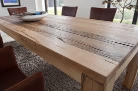 Massivholzm El Schreibtisch Tisch Aus Bohlen Ai96 U2013 Takasytuacja