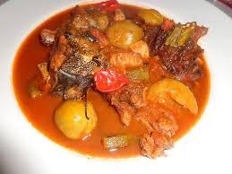 cuisine sauce ivoirienne la gastronomie chez les akan et les krou babi inside