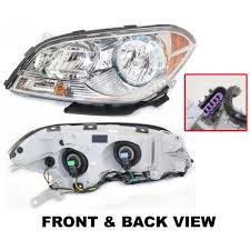 malibu light bulbs replacement chevrolet malibu headlight assemblies at monster auto parts