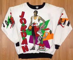 space jam sweater space jam sweatshirt on the hunt